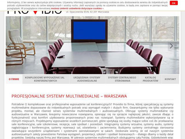 Systemy multimedialne