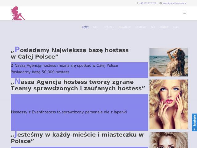 Hostessy w stolicy - http://eventhostessy.pl/