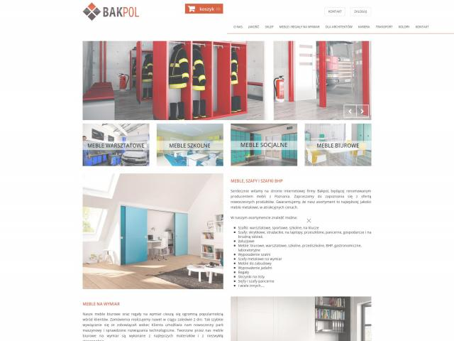 Meble metalowe producent